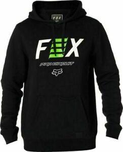 Special Fox Racing Mens Pro Circuit Hooded Hoodie Sweat Fleece Jumper Top Size S