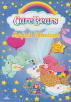 CARE BEARS - MAGICAL ADVENTURES NEW DVD FREE SH