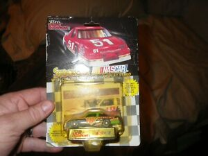 1992 #18 Dale Jarrett Interstate Batteries 1/64 Racing Champions NASCAR Diecast