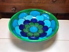 Vintage Bellini daisy ceramic bowl made in Italy
