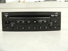 Citroen C3 Peugeot CD Auto Radio Spieler Clarion 96488011XT Head Unit AM/FM