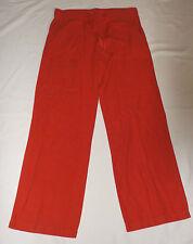 Linen Loose Fit NEXT 32L Trousers for Women