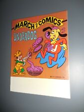 1977 March of Comics #438 Underdog VF/NM 9.0