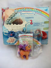 Genuine Buggy Greek My Little Pony Baby Peachy Melenia MLP NIB