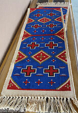 Canvas Stencil Table Runner 155-HIRUN Southwest Southwestern Design Western