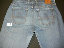 LUCKY BRAND WOMEN'S JEANS SIZE 4/27 STRETCH WAIST SOFIA STRAIGHT LEG, VERY GOOD