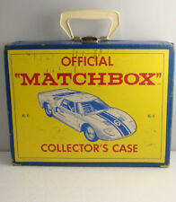 Vintage 1966 Matchbox Lesney No. 41 Official Collector's Case