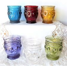 Richland Vintage Charm Candle Holders ~ 6 Colors to Choose From ~ New