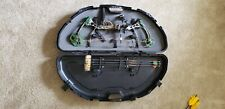 Bear truth 2 ultra light compound bow. left handed good condition.