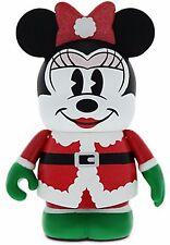 Disney Christmas Exclusives Series Vinylmation ( Santa Minnie Mouse )