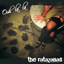 The Ratazanas - Ouh La La!!  CD  15 Tracks Reggae Rock New
