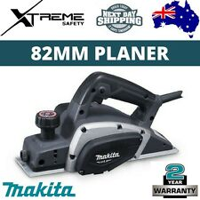 Planer 82mm Home Garden Corded Electric Cutting Power Tool Makita MT 580w