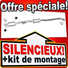 Silencieux Intermédiaire ROVER 75 2.0 V6 2.5 V6 Berline 1999-2005 DEX
