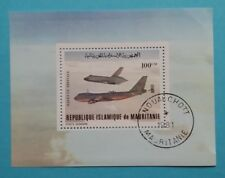 "Mauretanien: Michel Block-Nr. 31 ""Space Shuttle Flug"" aus 1981, gestempelt"