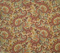 Heirloom Garden Marie Osmond Quilting Treasures BTY Civil War Floral Scroll