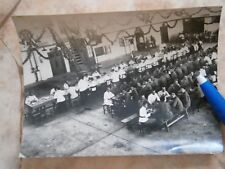 KINGDOM YUGOSLAVIA OFFICER FESTIVE CELEBRATE PHOTO PICTURE MILITARY ARMEE FOTO