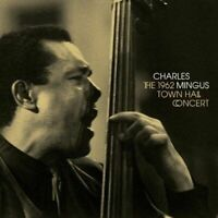 Mingus- Charles1962 Town Hall Concert (New Vinyl)