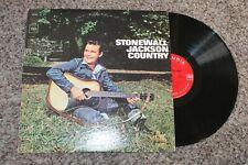 Stonewall Jackson ~ Country ~ LP
