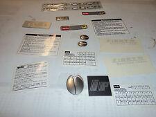 APRILIA SCARABEO Kit de décoration ap8267705