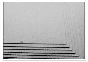 A4, A3 Premium Greyboard Craft Card Extra Thick Mount Board Backing