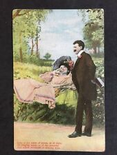 """Vintage Postcard - Song Card #7 - KViB 12 - """"Love Is Not Made Of Kisses"""""""