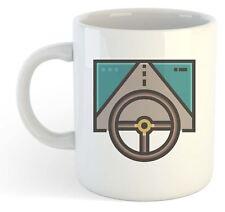Geek Mug - Racing Wheel Screen