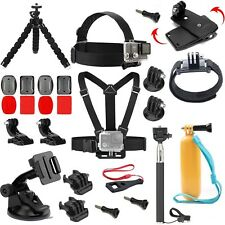 Sports Action Cam Selfie Stick Floating Hand Grip Kits for Gopro Xiaomi yi 4K H9