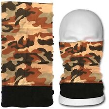 polaire bandana écharpe tube foulard écharpe foulard multifonction ARMY CAMOU D