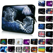 "Laptop Notebook Sleeve Case Bag Neoprene Cover For 7""-17"" HP Dell Acer Asus Sony"
