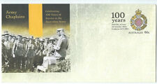 2013 100 YEARS OF SERVICE ARMY CHAPLAINS FIRST DAY COVER FDC
