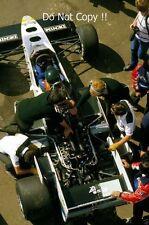 Jacques Laffite Williams FW09 F1 Season 1984 Photograph 1