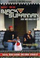 Black Supaman (DVD, 2007, 2-Disc Set, Bonus CD) New, Tony Cox, Master P