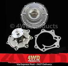 Viscous Fan Clutch/Water Pump SET - for Nissan Patrol GU Y61 4.2TD TD42T (99-06)