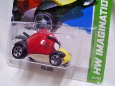 Angry Birds HOT WHEELS HW IMAGINATION Series Red Bird - Angry Birds (2013 #47)