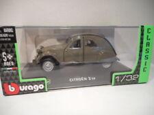 Voitures de sport miniatures blancs Citroën