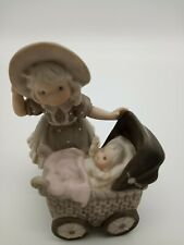 "1996 Enesco Pretty as a Picture ""A Little Bit of Heaven"" Figurine"