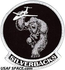 USAF 451st FLYING TRAINING SQUADRON -SILVERBACKS- Pensacola NAS, FL - VEL PATCH