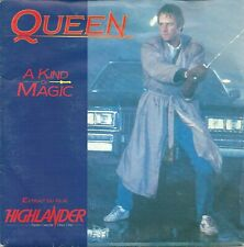 """Queen - A kind of magic  (7"""") 1986 FRANCE"""