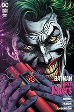 BATMAN THREE JOKERS #1 (OF 3) PREMIUM VARIANT C BOMB (26/08/2020)