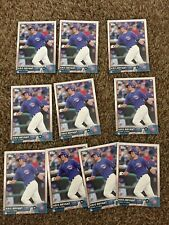 Kris Bryant 2015 Topps Pro Debut LOT of 10 Rookie Mint RC Chicago Cubs 1 1A