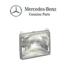 Mercedes W124 260E 300TD 86-93 Driver Left Headlight Lens Genuine 003 826 22 90
