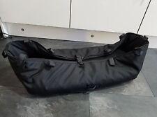 Black Bugaboo cameleon 3 carry cot bassinet also fits  cameleon 1 & 2