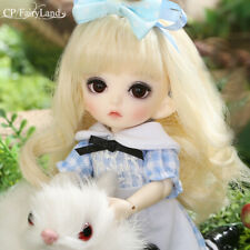 "6"" 1/8 Resin BJD MSD Lifelike Dolls Joint Dolls Women Girl Gift PukiFee Luna"