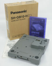 Game Cube Q Game Boy Player Boxed SH-GB10 Panasonic Tested JAPAN Game Ref 0601
