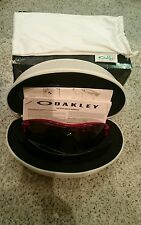 BNIB OAKLEY RADARLOCK EDGE POLARIZED Cycling Sport Sunglasses 9183-08 RRP £225