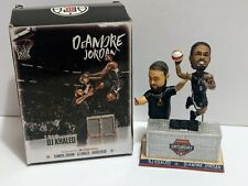 LOS ANGELES CLIPPERS ( DEANDRE JORDAN & DJ KHALED )  BOBBLEHEAD  BASKETBALL NBA