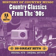 History of Country: Classics From the '90s