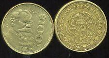 MEXIQUE 100 pesos 1985