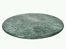 NEW GREEN MARBLE LAZY SUSAN 30cm Turntable Turn Table Spin Platter Cheese Serve