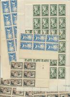 Monaco 1949 Commemorative Scott #237 - 239 GREAT APPROVAL / Premium SET PER 100
